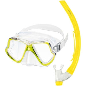 Mask+snorkel Set Zephir