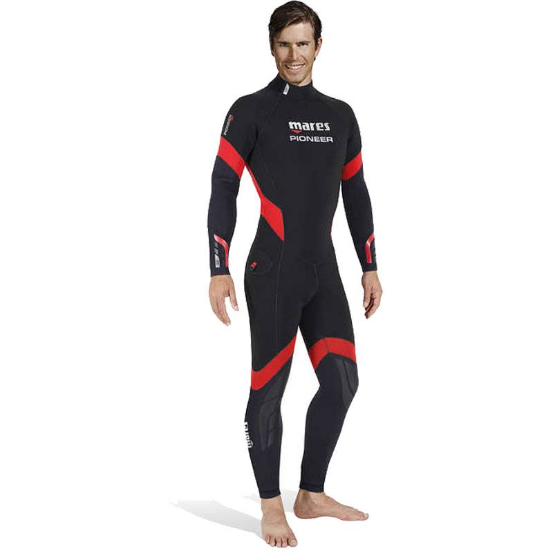 Monosuit Pioneer 5mm Man