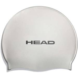 Cap Silicone Flat Single Color Pearl