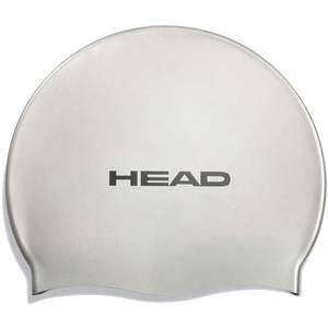 Cap Silicone Flat Single Color Pearl
