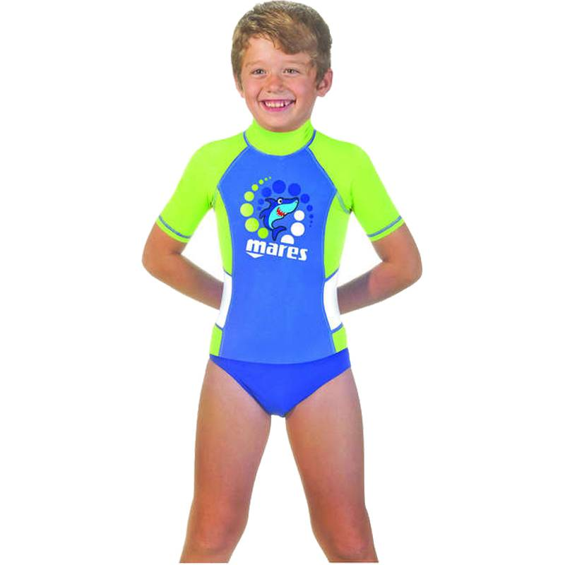 Rash Guard Kid S/s Boy