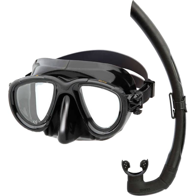 Mask+snorkel Set Tana