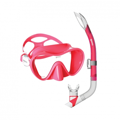 Mask+snorkel Set Tropical