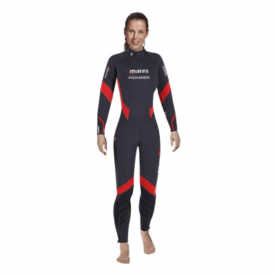 Monosuit Pioneer 5mm She Dives