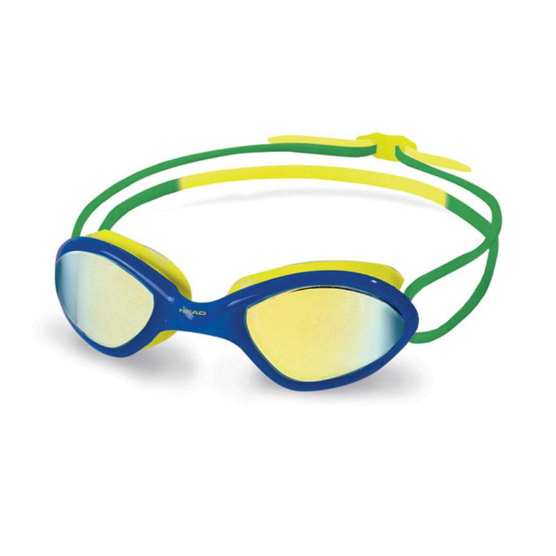Goggle Tiger Race Mirrored Liquidskin
