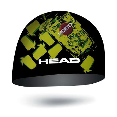 Head Cap Silicone Sketch