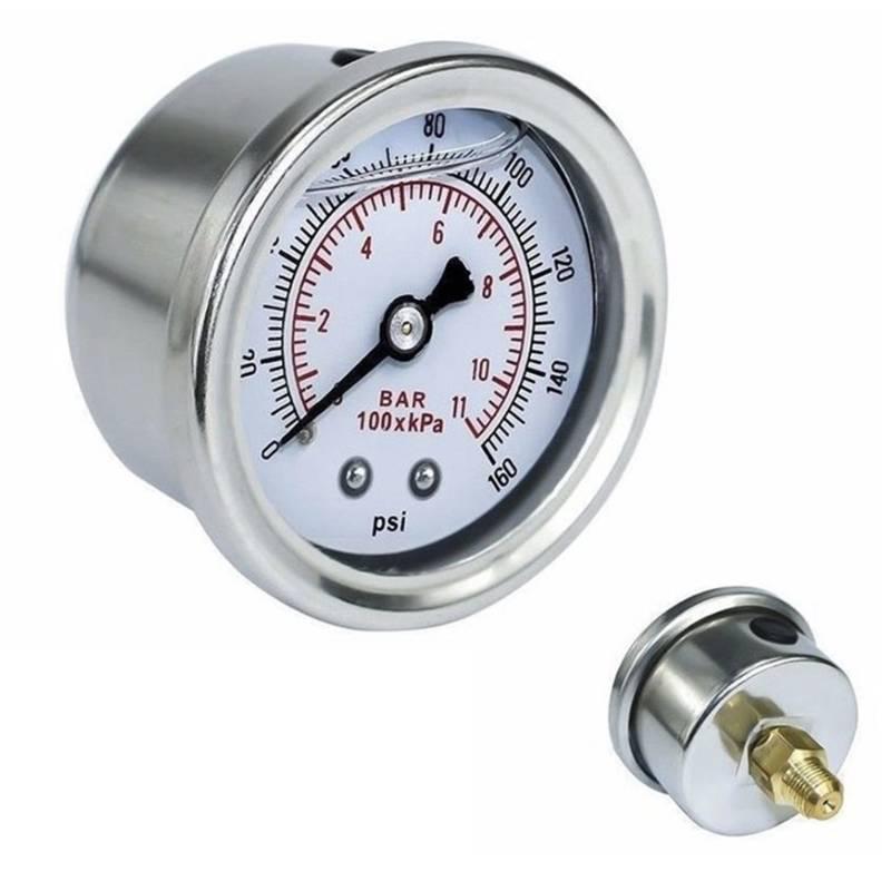 Manometer 0-400 Bars Mch6