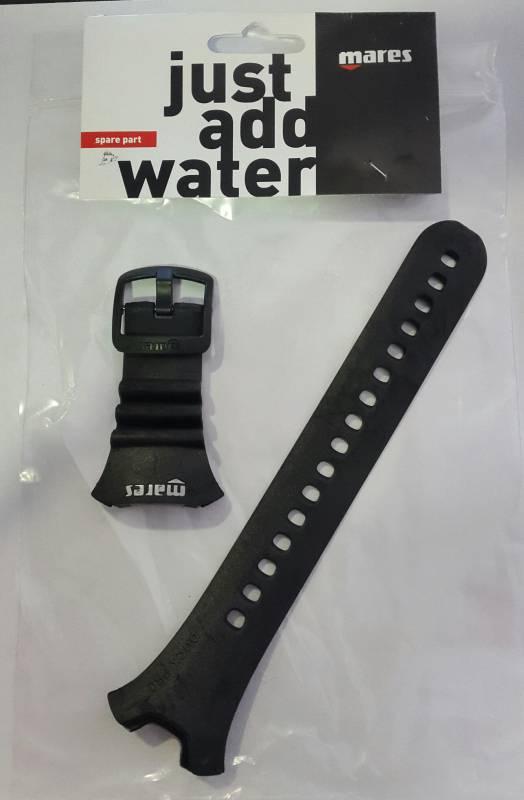 Puck Pro+ Wrist Strap Set Bk