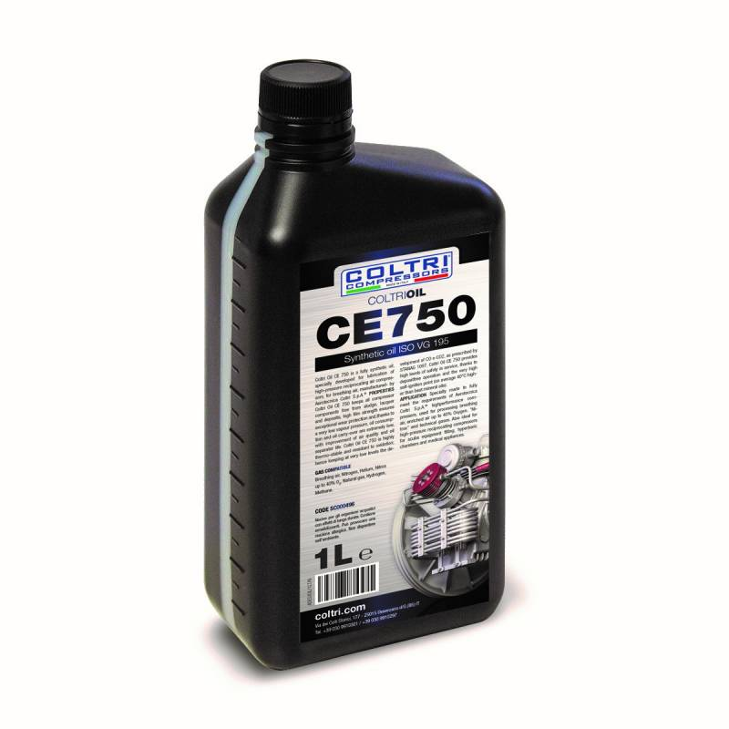 Synthetic Coltri Oil Ce750 (1lt. Bottle)