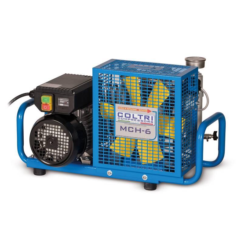 Compresor Coltri  Mch6/em 3hp 232bar