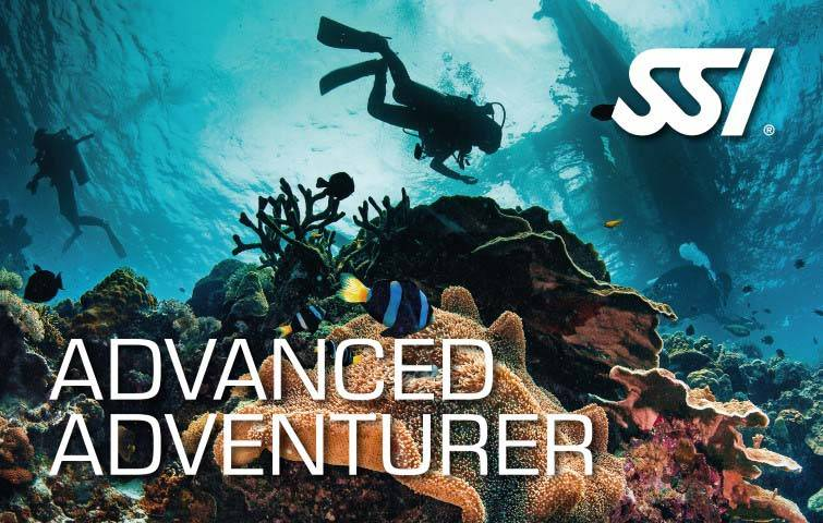 Curso Advanced Adventurer